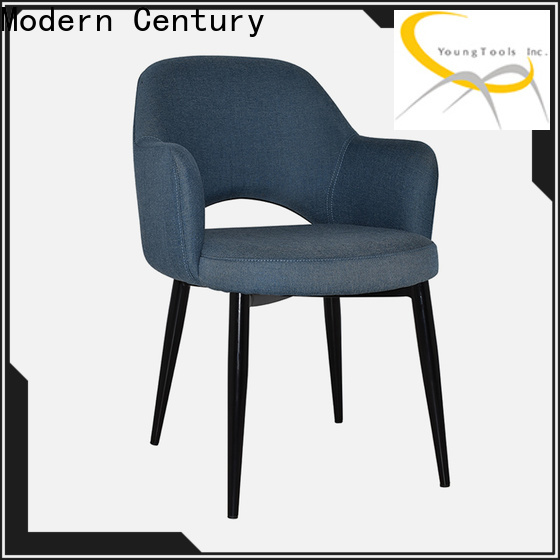 trendy acrylic dining chairs from China for dining hall