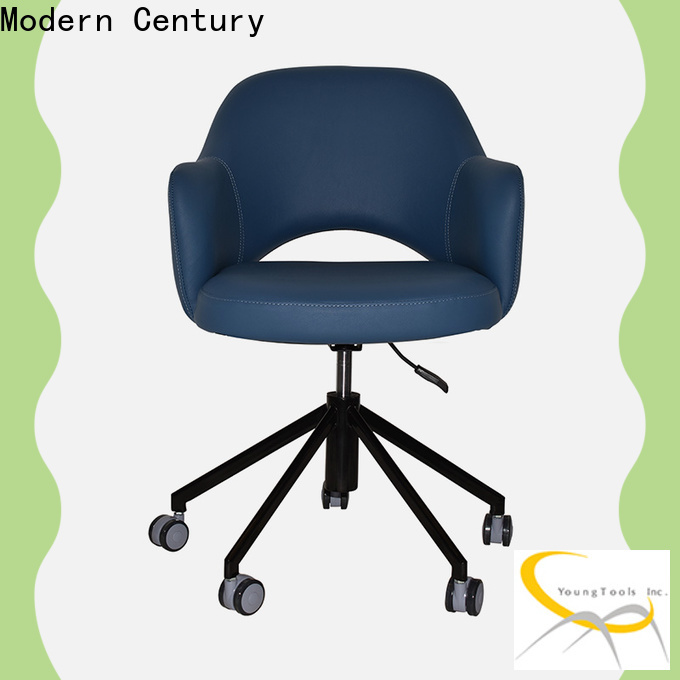 Modern Century trendy high office chair trader for staff