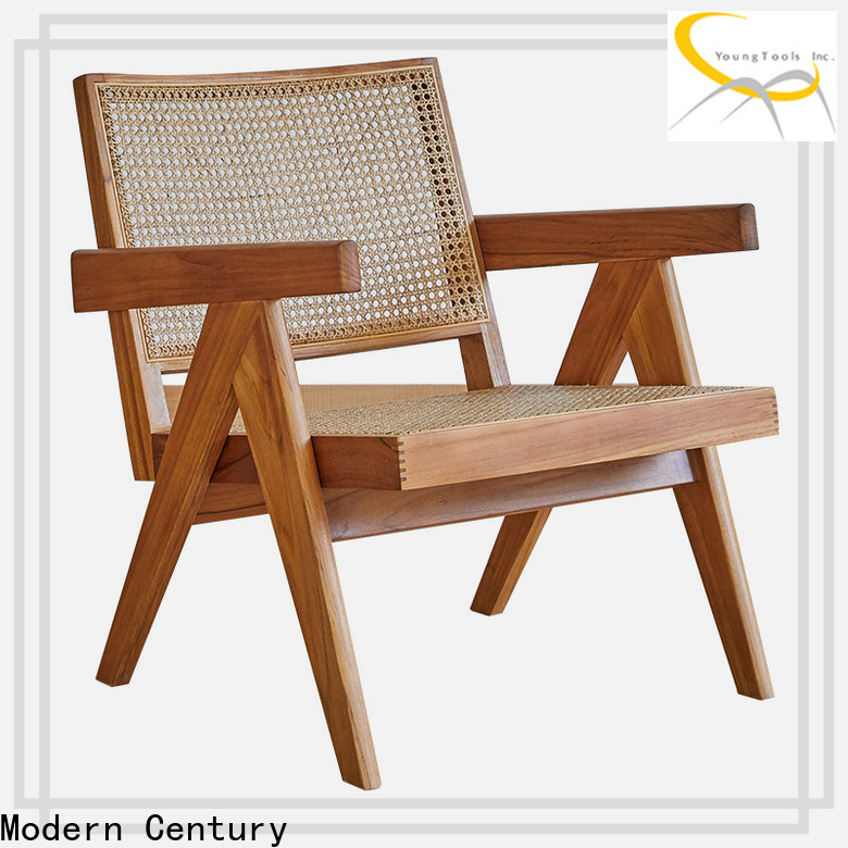personalized solid wood dining chairs from China for old person