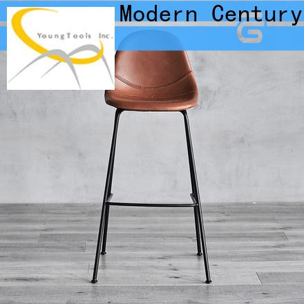 Modern Century wooden bar chairs manufacturer for kitchen