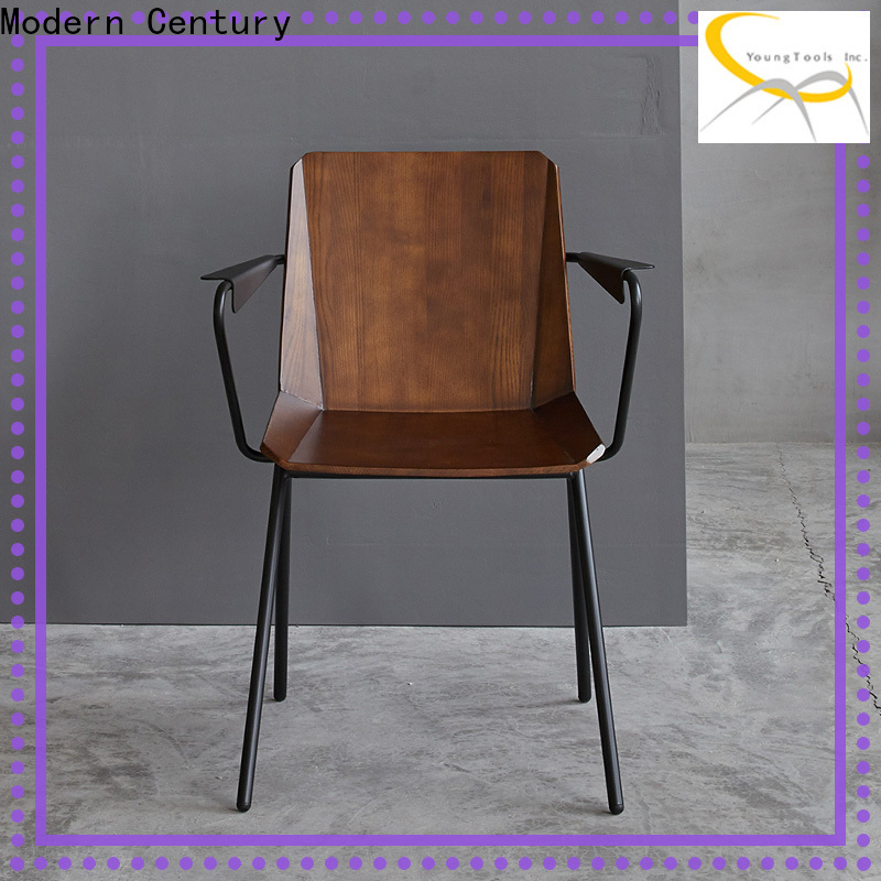 Modern Century wooden lounge chair factory for study table