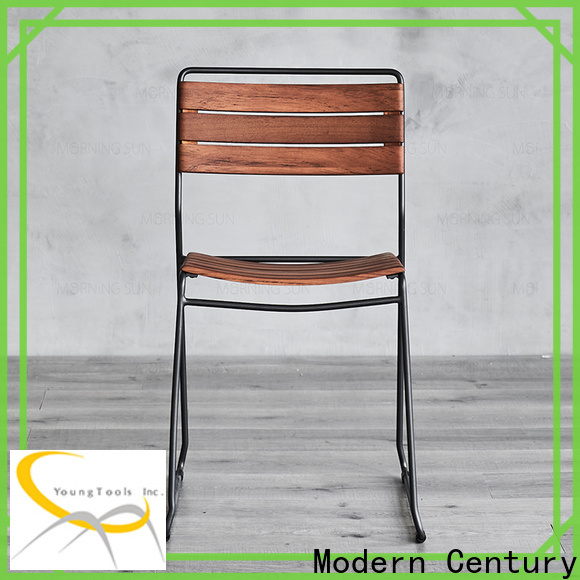 Modern Century personalized wooden armchair supplier for old person