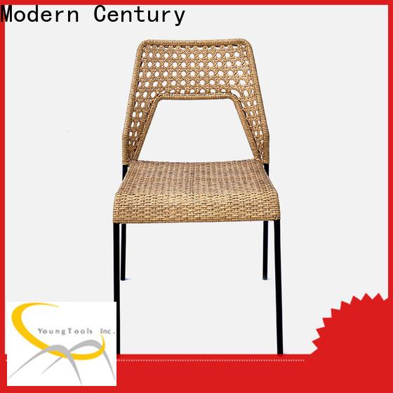 Modern Century wicker chair brand for desk