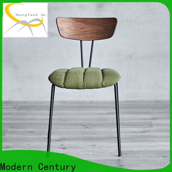 trendy upholstery dining chairs manufacturer for table