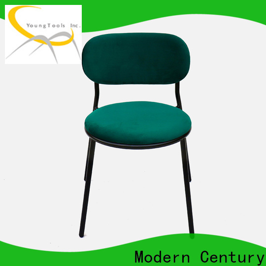 Modern Century blue dining room chairs manufacturer for family
