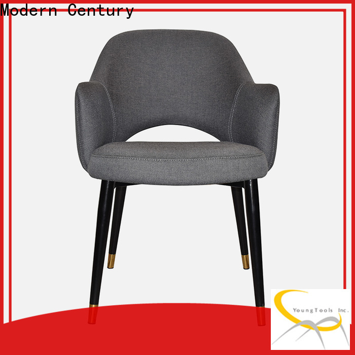 standard genuine leather dining chairs supplier for family