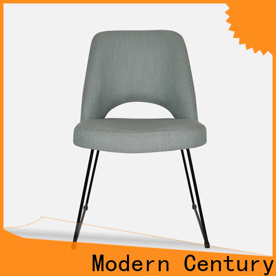Modern Century acrylic dining chairs brand for table