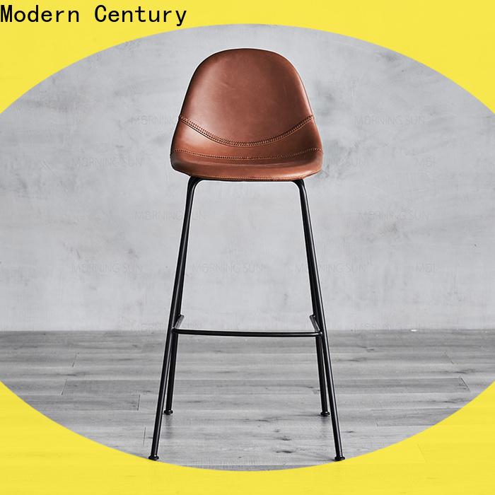 Modern Century outside bar stools trader for b2b