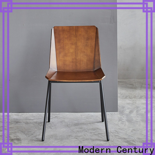 Modern Century 100% quality wooden office chair trader for bedroom