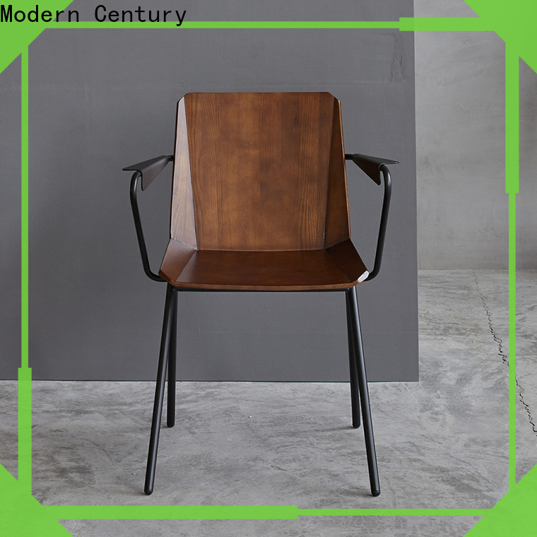 Modern Century new wooden outdoor chairs supplier for bedroom
