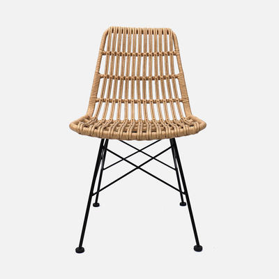 Rattan Chair Dua W470×D610×H830 Rattan With Metal