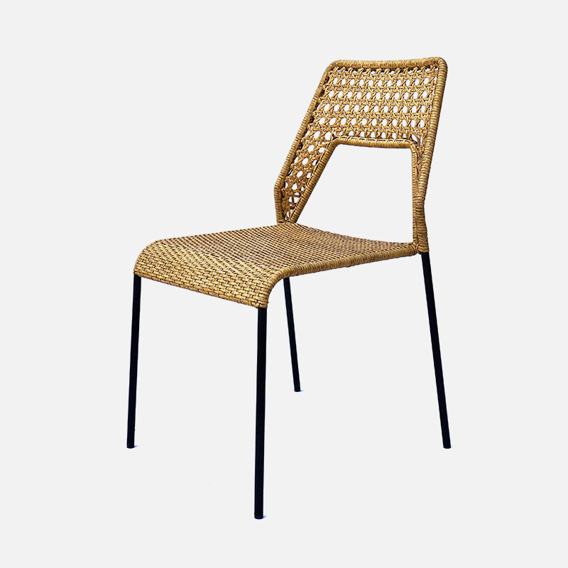 Outdoor Indoor Rattan Chair Tiga YT0R3