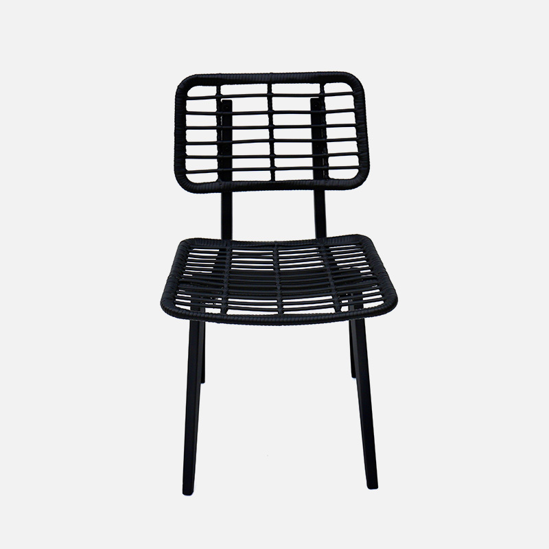 Rattan Metal Chair Available In Other Color Roda YT0R5