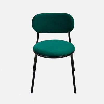 Dining Chairs Mida W530×D490×740 SH460 With PU Seat with rub test more than 10,000 times