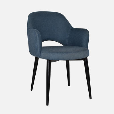 Dining Chairs Abbey Arm W570×D620×H840 SH490 Suitable For Hospitality, Restaurants, Cafes, Hotels And Aged Care Dining